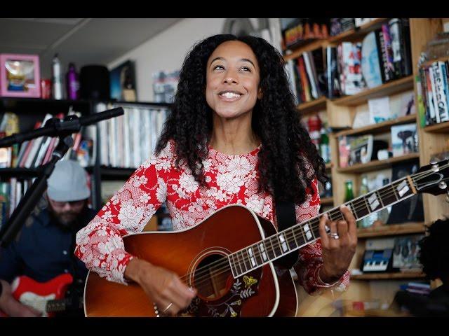 Corinne Bailey Rae: NPR Music Tiny Desk Concert