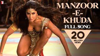 manzoor e khuda full song thugs of hindostan aamir katrina fatima ajay atul a bhattacharya