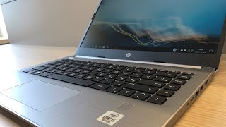 HP laptop 340S G7 8VU97EA (14'' FHD/Core i5/8GB/256 GB SSD) Notebook PC