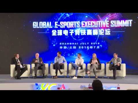 Global e-Sports Executive Summit #4  Clean e-Sports Environment