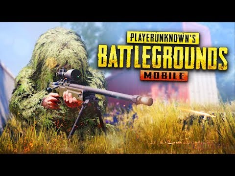 СНАЙПЕР-НИНЗЯ С AWM И ЭПИЧНЫЙ ТОП 1! PUBG MOBILE - BATTLEGROUNDS