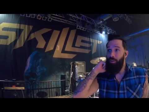 Skillet - European Summer Pt. 1