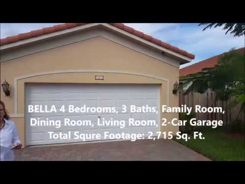 Tour Of A Brand New Home Off Homestead Fl Turnpike Exit 6