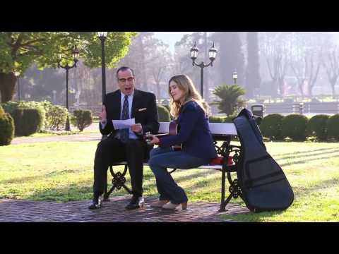 Violetta  Momento Musical  Ramallo Canta Tienes El Talento Sciagara Pl