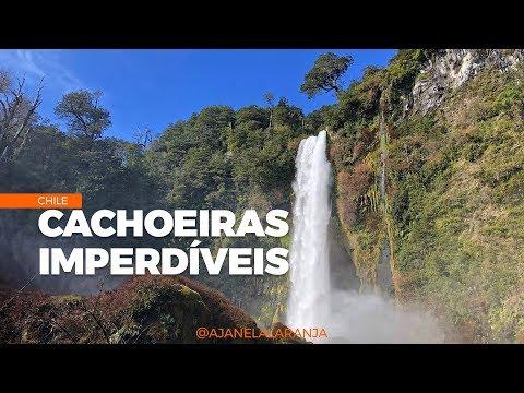Turismo no Chile, 3 Cachoeiras imperdíveis em Pucon! Ojos de caburga e mais 2.