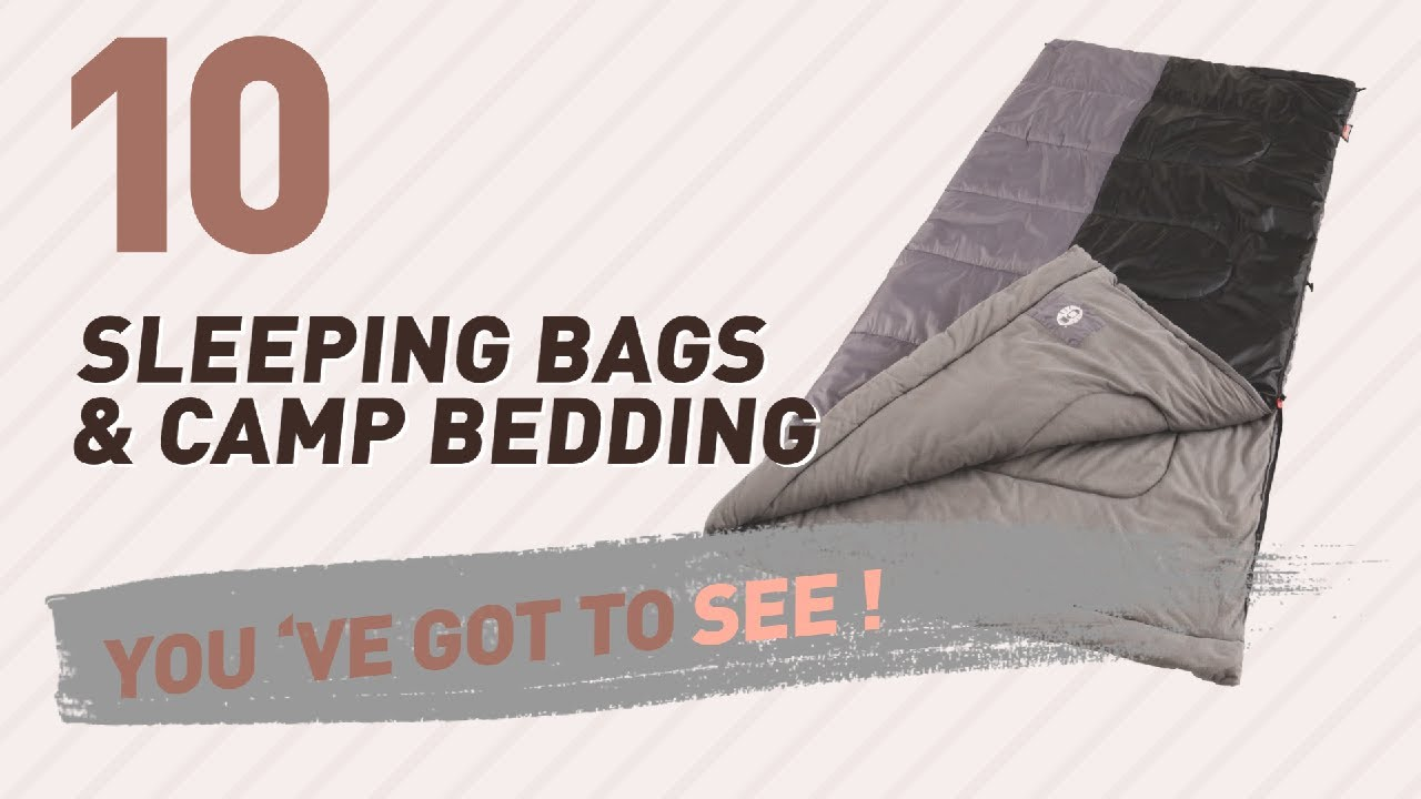Sleeping Bags Big And Tall Most Popular 2017