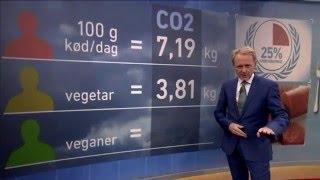 TV2 Nyhederne om kød, klima og Cowspiracy - 9. November 2015