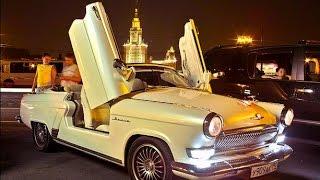 Тюнинг автомобиля Волга ГАЗ-21: фото и видео