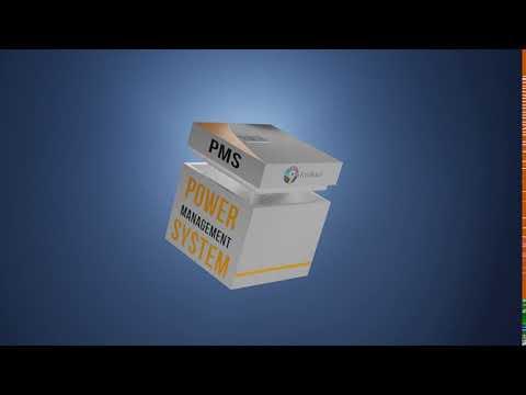 PMS Package 3d Model