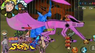 Gambar cover Super Mod! Naruto Senki Ultimate Ninja Storm 4 || Android Download