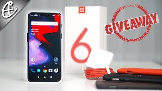 OnePlus 6 - Unboxing & Hands On Overview + GIVEAWAY!