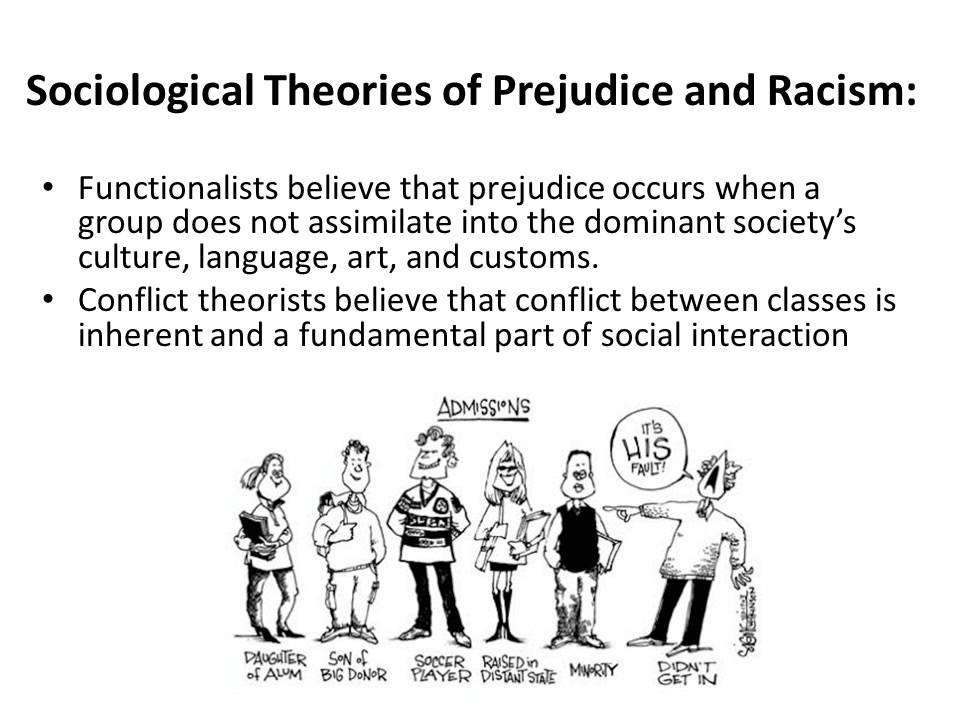 conflict theorists believe