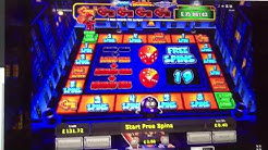 Cops & robbers millionaire row £2 stake Big win !!!! CASUMO SLOTS