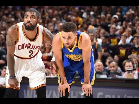 85c99d7141fd Finals Duel  Best of Stephen Curry and Kyrie Irving Through 4 Games of NBA  Finals 2017
