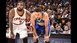 Finals Duel: Best of Stephen Curry and Kyrie Irving Through 4 Games of NBA Finals 2017