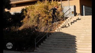Jart Skateboards - Adrien Bulard NEW LIFE
