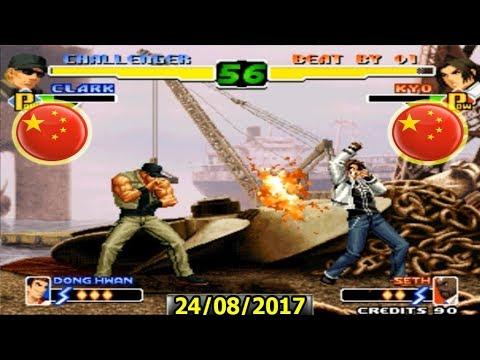 KOF 2000 - 盛泽最菜 (Sheng ze) VS. 番茄 (Fanqie) [24/08/2017]