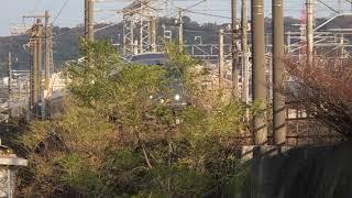 日豊本線787系特急にちりん