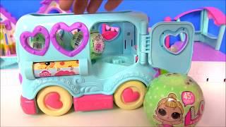видео Пупсы и куклы для девочек