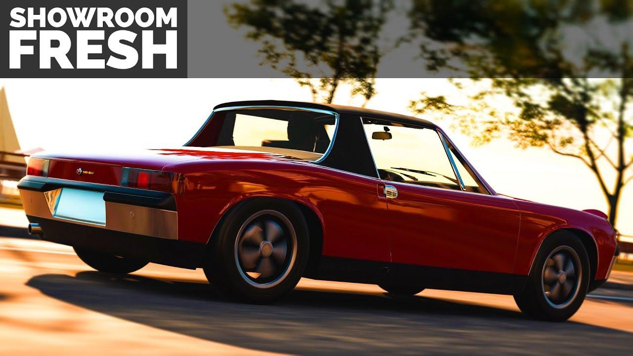 Forza Horizon 3 1970 Porsche 914 6 Gameplay Youtube
