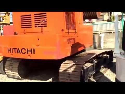 日立HITACHI ユンボ 油圧式ショベル UH07 12m3 激安中古販売