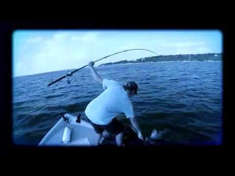 Hybrid Fishing On Lake Waco