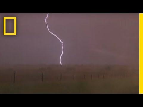 The Science of Lightning | National Geographic