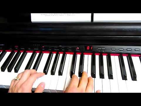Music box dancer - easy piano level 2 Faber - Stephanie Hunter