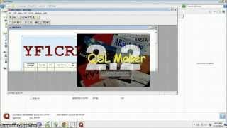 How to Make QSL Card by Yourself Using WB8RCR QSL Maker?