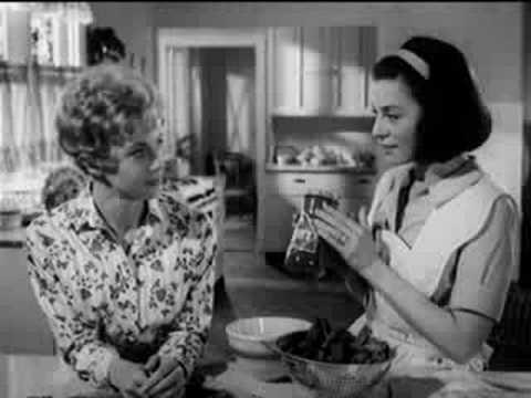 Sexist Old Coffee Ad Harveys Birthday Coffee Youtube