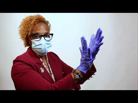 Newark Beth Israel Medical Center: Proper Hand Hygiene And Glove Use