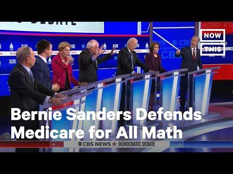 Bernie Sanders Breaks