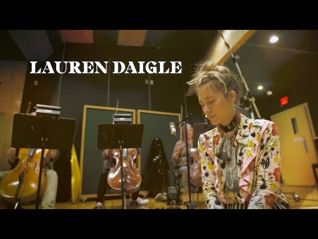 Lauren Daigle - About The Album: Look Up Child