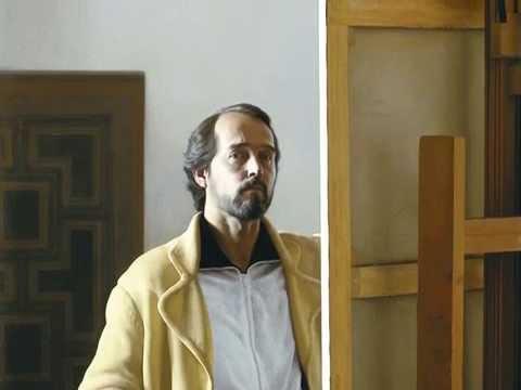 Claudio Bravo Camus pittore cileno