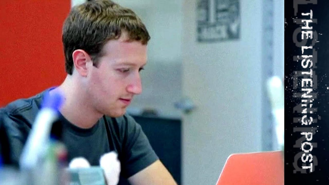 Facebook's promise   A news feed with less news   The Listening Post