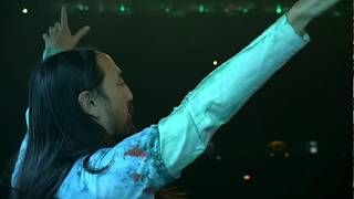 Steve Aoki Playing BTS - The Truth Untold &amp Mic Drop - Remix