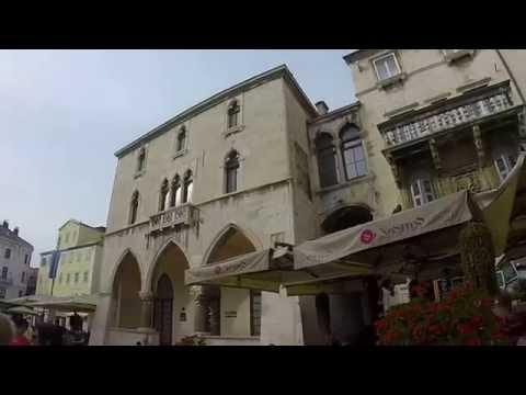 Split, a seguda maior cidade da Croácia
