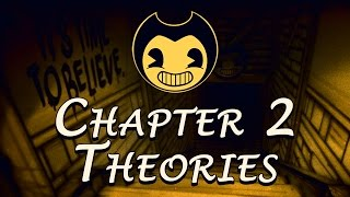 Bendy & The Ink Machine Chapter 2 Theory Video | WHO IS TIM?!