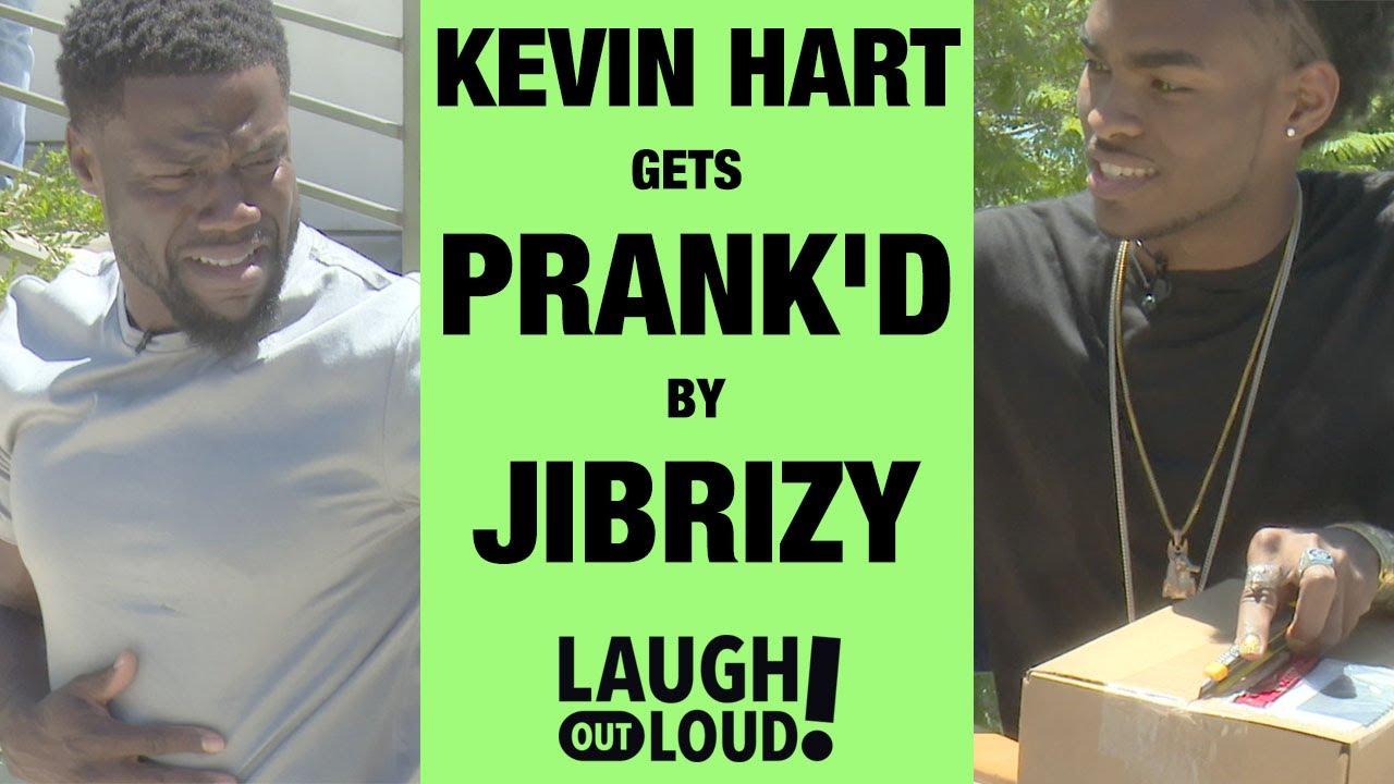 Download Jibrizy Pranks Kevin Hart | PRANK'D | LOL Network