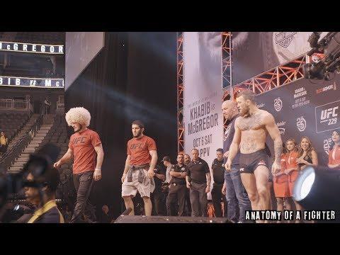Anatomy of UFC 229: Khabib vs McGregor - Episode 6 (The Final Staredown)
