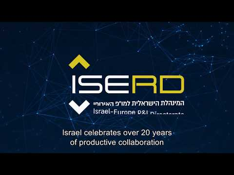 ISERD–Successful collaborations within Horizon 2...