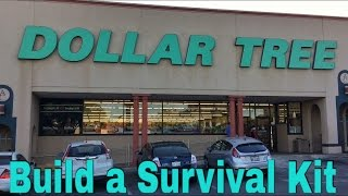 EDC and Survival Shopping at my Dollar Tree - Can it be Done?