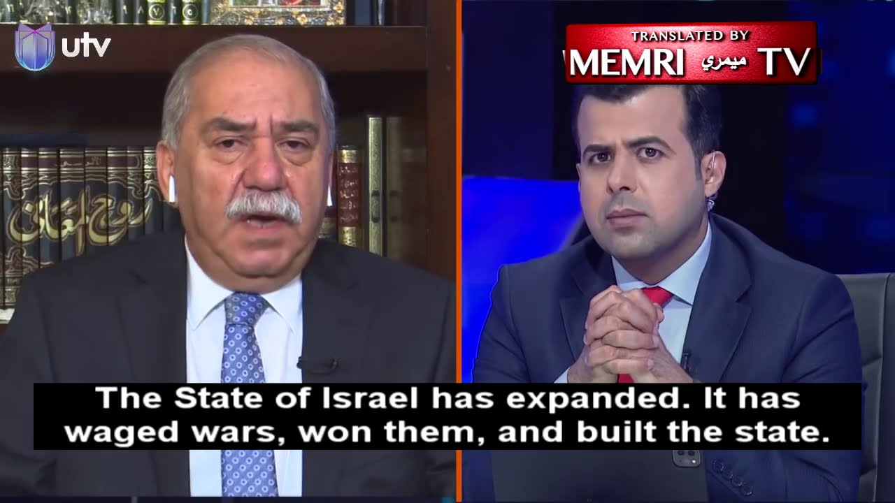 Fmr. Iraqi MP Mithal Al-Alusi: UAE, Bahrain Exercised Sovereignty by Signing Peace Deals with Israel