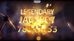 Epic €78k win on Jackpot Raiders at Mr Green