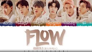 Baixar MONSTA X  - 'FLOW' Lyrics [Color Coded_Han_Rom_Eng]