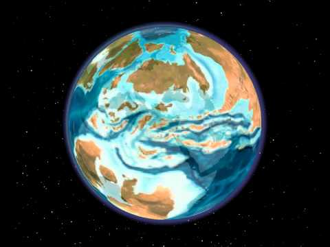 Cretaceous Period Northern Hemisphere