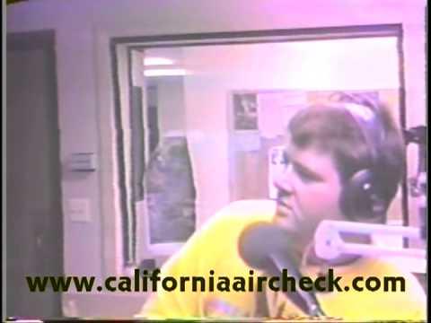 KKLQ Q-106 San Diego Murphy & McKeever 1987 California Aircheck Video