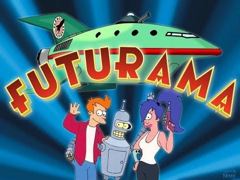 Прохождение Futurama The Game \ Футурама Игра с переводом часть 1 Межпланетный экспресс [HD 1080p]