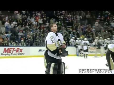 Pittsburgh Penguins vs New York Islanders 'Fight Night' (HD)