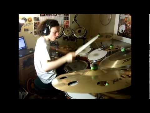 Asking Alexandria - The Road- Drum Cover